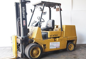 used hyster fork lift for sales