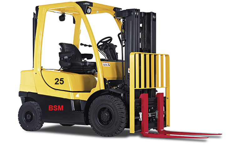 2.5 ton forklift for rent in singapore