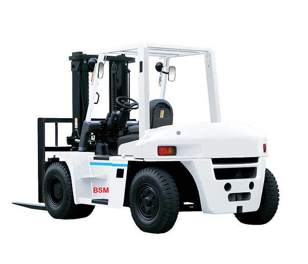 unicarrier tcm 7 ton forklift available for rental in singapore