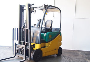 electric battery komatsu 1.6 ton forklift for sales