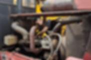 mechanic repair forklift engine in singapor