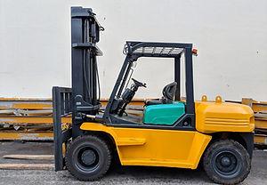 Komatsu FD70-7 7 ton forklift for sales