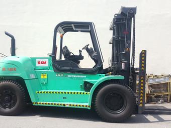 15.0ton MITSUBISHI Forklift