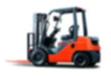 toyota 3 ton forklift, 8FD30, for rent in singapore