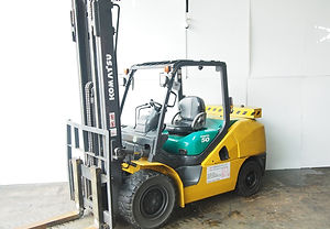 reconditioned komatsu fork lift for sale