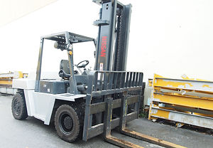 used second hand hangcha 7 ton fork lift for sale in singapore
