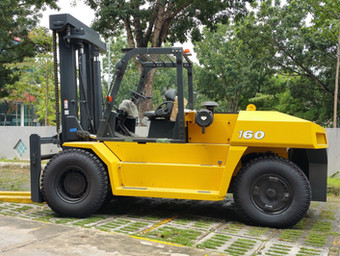 16.0ton KOMATSU Forklift