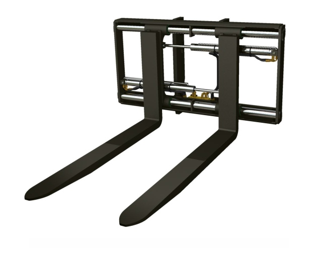 Forklift Fork Mover Attachment