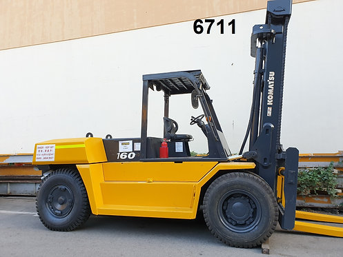 KOMATSU I FD160E-7