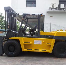 Standard 15 Ton Forklift