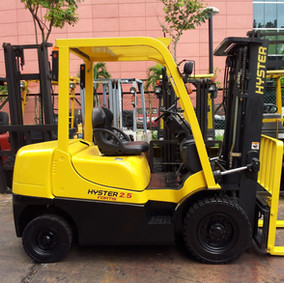 Reconditioned 2.5 ton Hyster H2.5TX