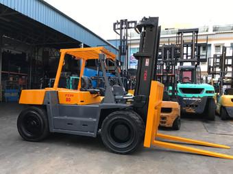 8.0ton TCM Forklift