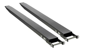 forklift fork blade extension for sales