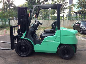 3.0ton MITSUBISHI Forklift