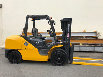 5.0ton KOMATSU Forklift