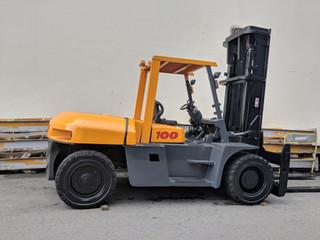 10.0ton TCM Forklift
