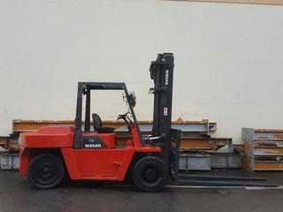 7.0ton NISSAN Forklift
