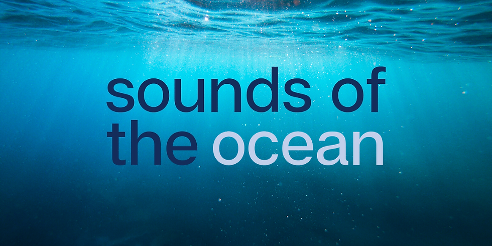 San Francisco, CA - Sounds of the Ocean