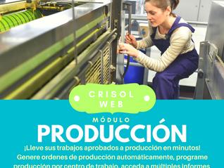 ¡Lleve los trabajos aprobados a producción en minutos!