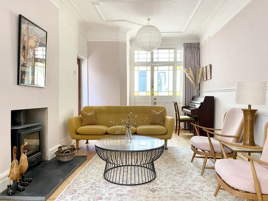 Livingroom Interior Designer Cardiff