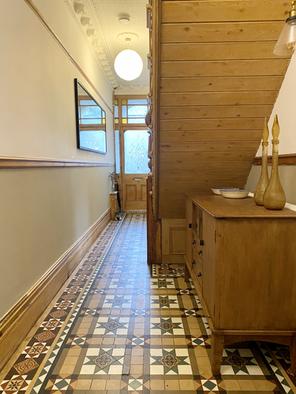 Hallway Interior Designer Cardiff