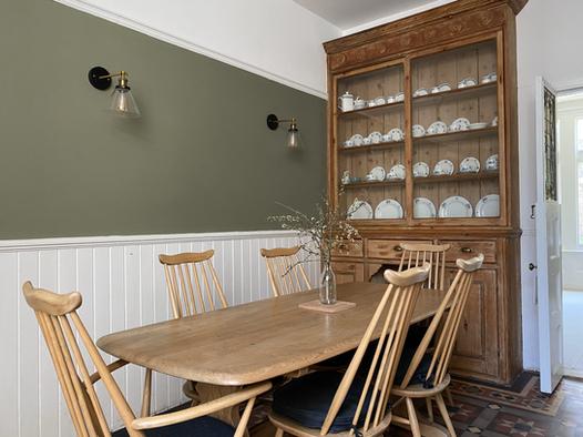 Diningroom Interior Designer Cardiff