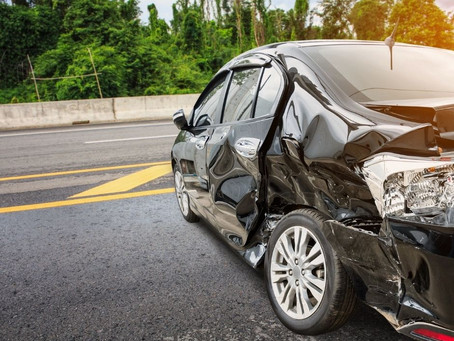 Leaving the Scene of an Accident Single Car