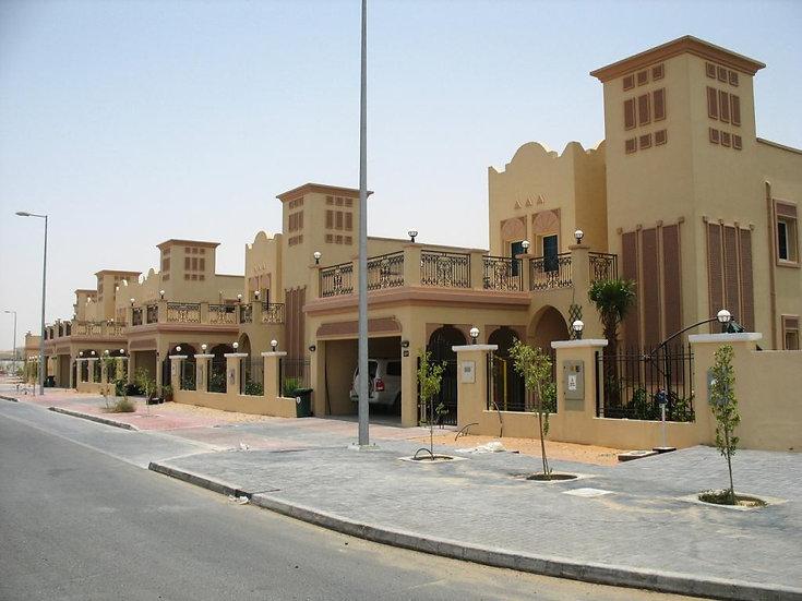 JUMERIAH VILLAGE DUBAI
