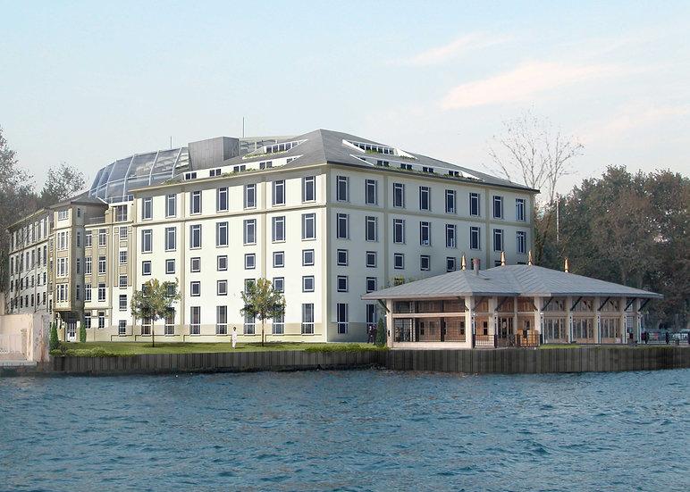 SHANGRI - LA HOTEL