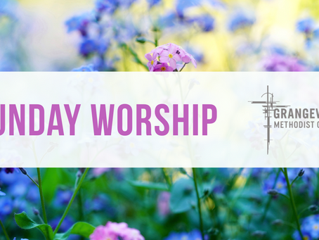 Sunday Worship - Sunday 14th March