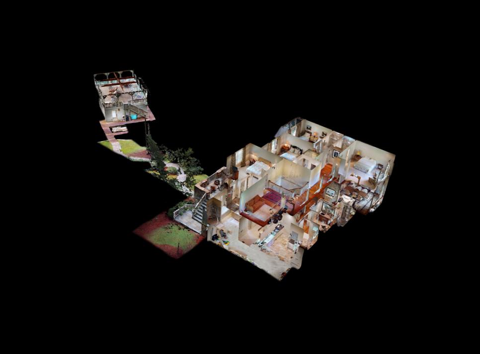 3D MATTERPORT SCANS