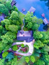 Lake House Overhead