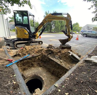 Catch Basin Repair or Installation