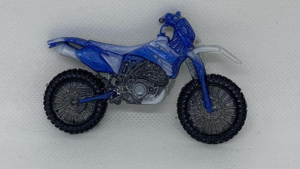 Dirt bike keychain