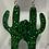Thumbnail: Cowgirl cactus dangles