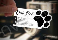 Pet Shop Kartvizit