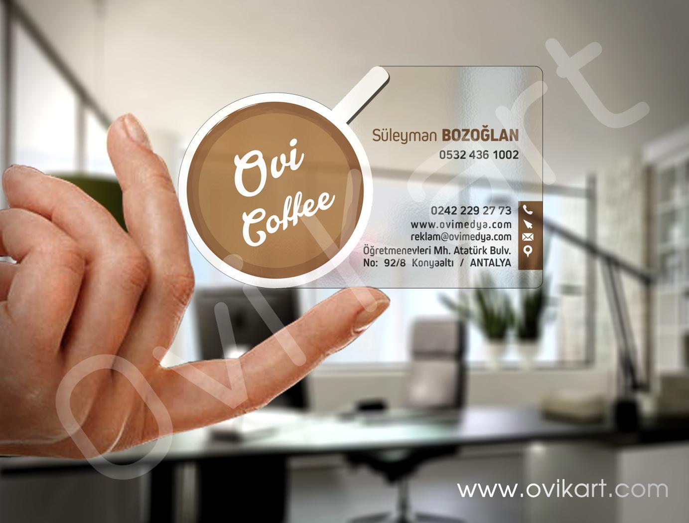 Ovi Coffee