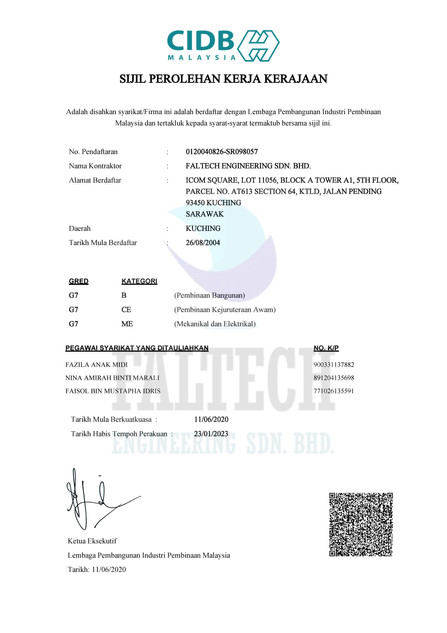 watermarked fesb-license for tender coll