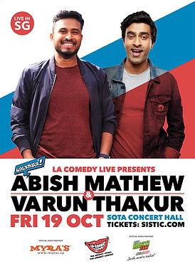 Abish Mathew & Varun Thakur