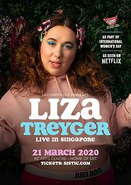 Liza Treyger [Cancelled]