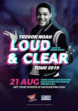 Trevor Noah [Postpone]