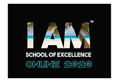 i am ONLINE logo BEACH  BOLD centered TM