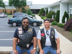 Co-Founders J Brandon and J Pesonen