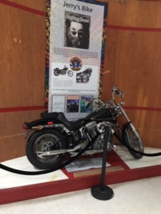 Jerry Garcia's Bike