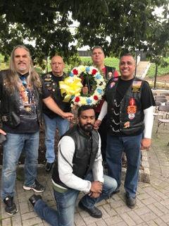 L-R: Frank, Al, Rajiv,Tom Gerry
