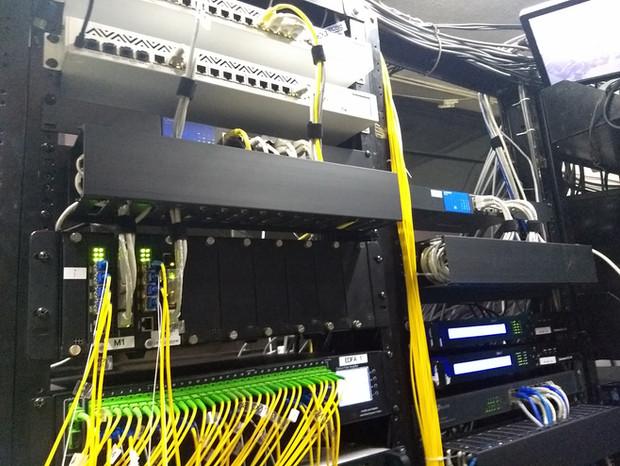 Cabecera Digital, IPTV & FTTH