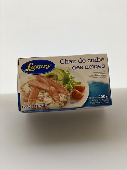 317. Chair de crabe surgelée - 28,95€/400gr