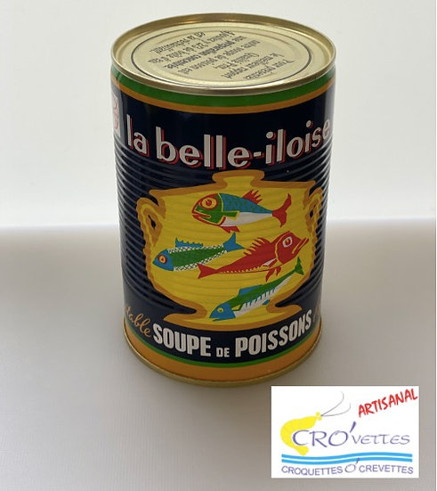569. Soupes - Soupe de poissons 400gr