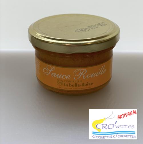 566. Soupes - Sauce rouille verrine 80gr