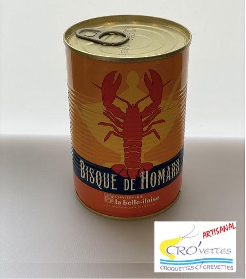 563. Soupes - Bisque de homard 400gr